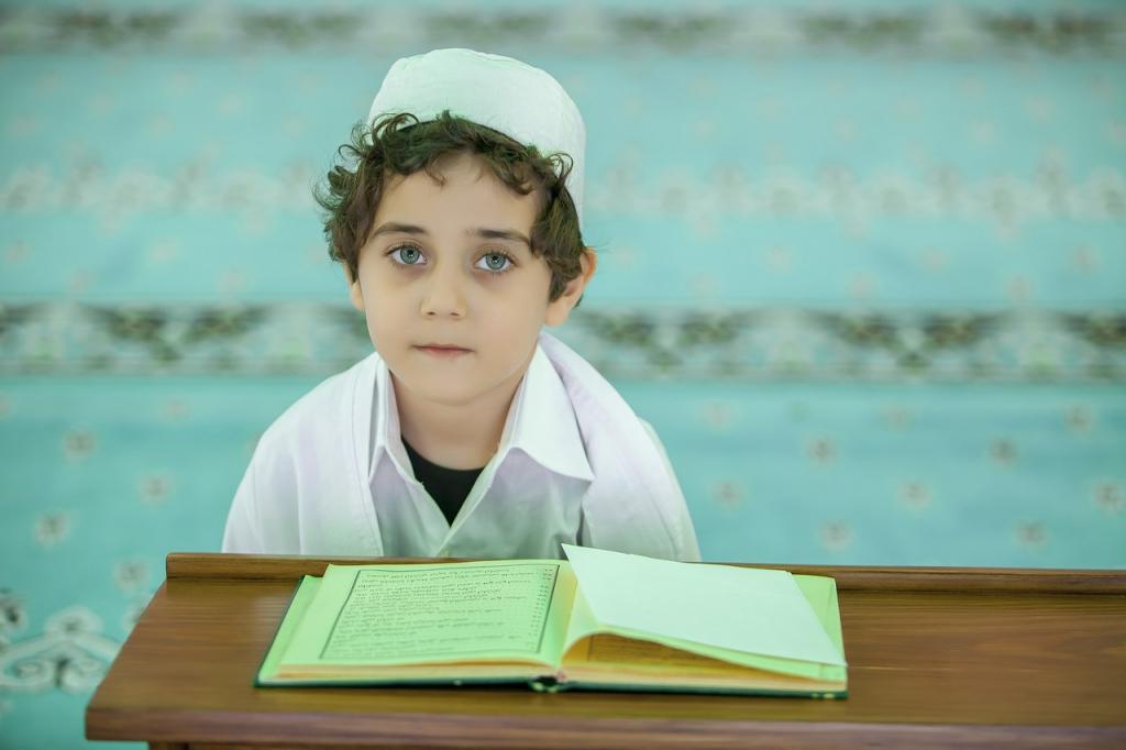 ムスリムの子