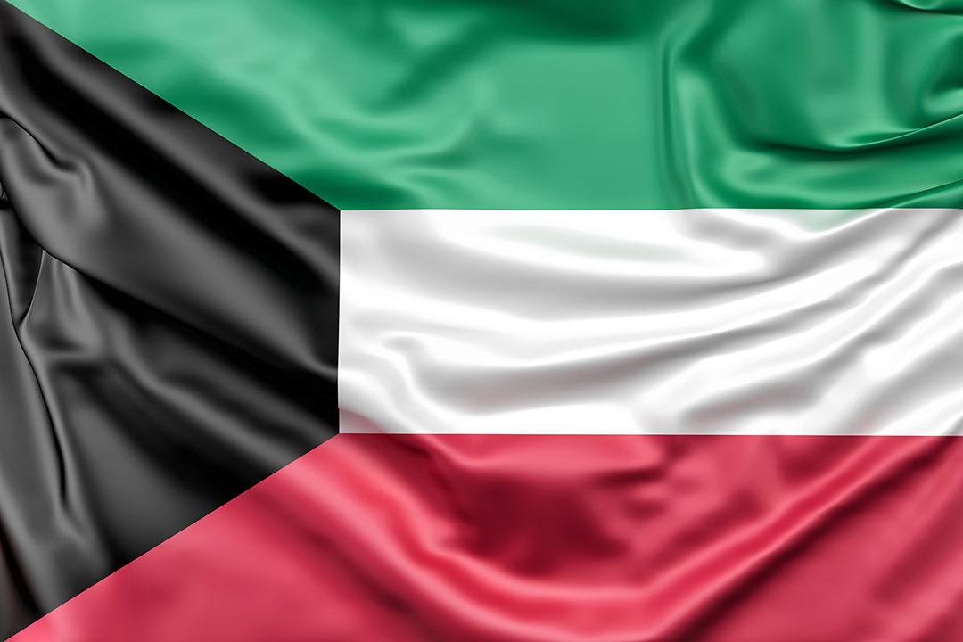 クウェート国旗