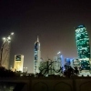 クウェート夜景