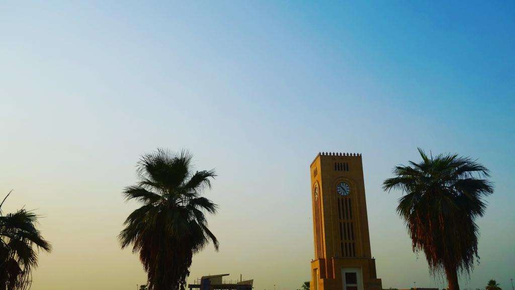 クウェート時計台