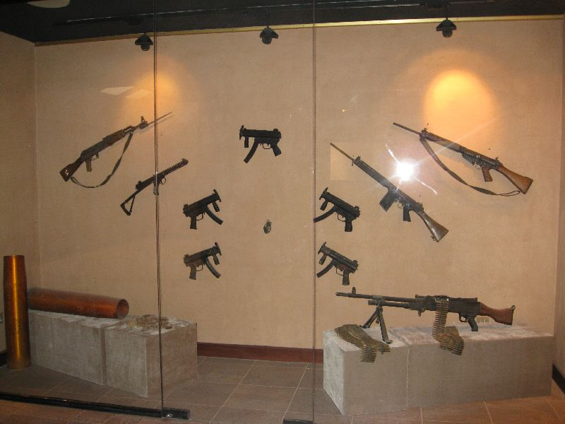 クウェート侵攻の銃