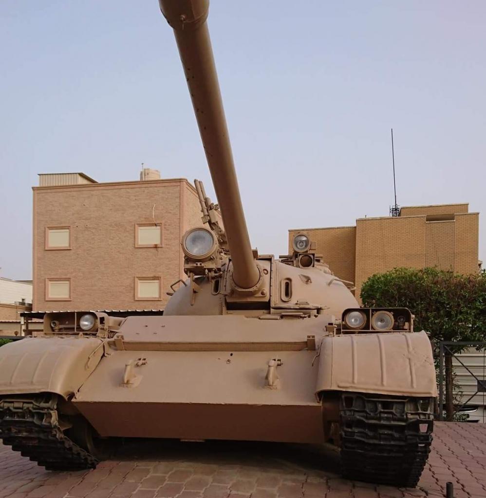 クウェート侵攻の戦車