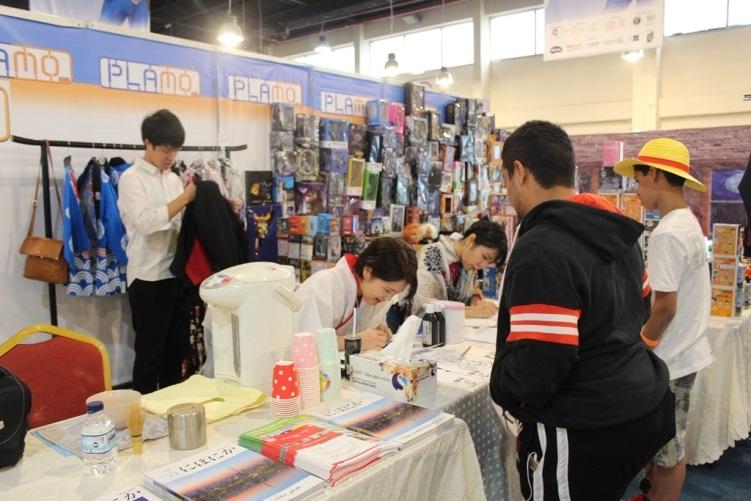日本文化紹介の機会